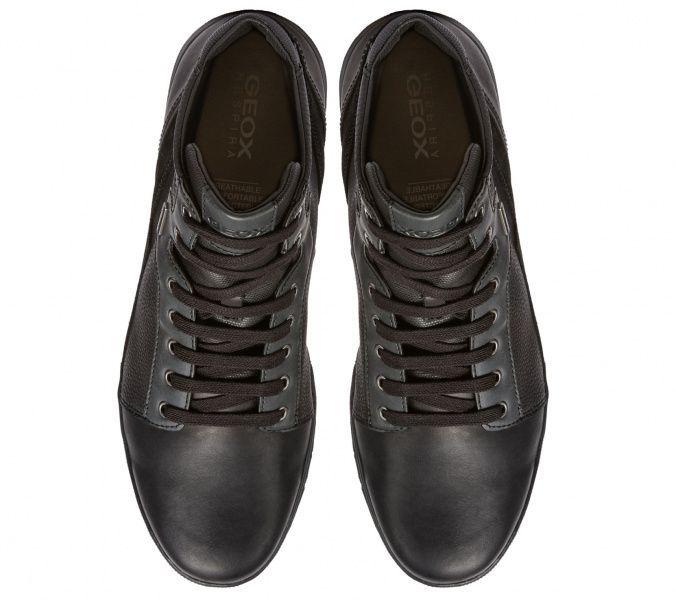 Ботинки мужские Geox REDWARB ABX XM1907 брендовая обувь, 2017
