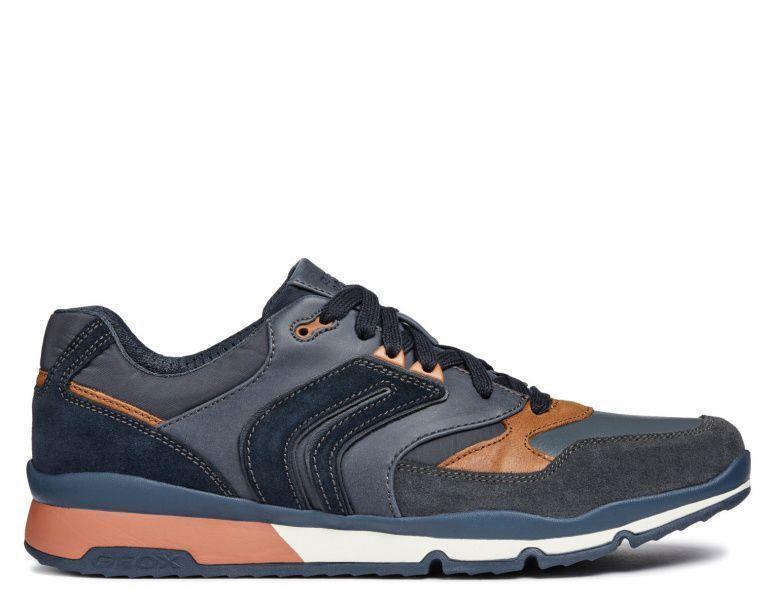 Кроссовки мужские Geox SANDFORD XM1909 модная обувь, 2017