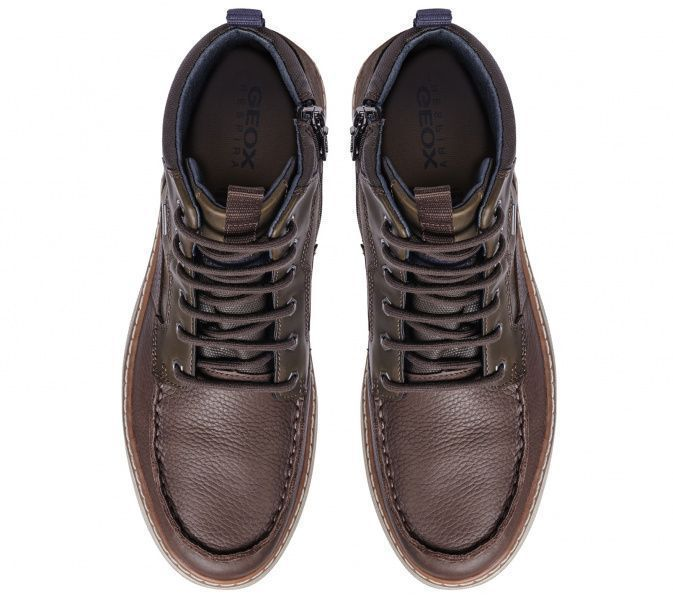 Ботинки мужские Geox MATTIAS ABX XM1916 брендовая обувь, 2017