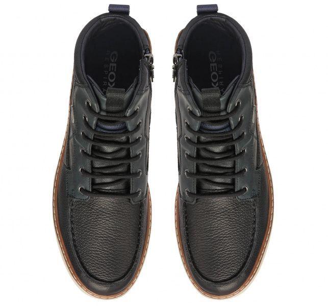 Ботинки мужские Geox MATTIAS ABX XM1917 брендовая обувь, 2017