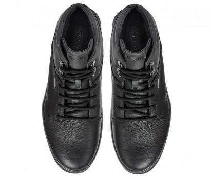 Ботинки мужские Geox MATTIAS ABX XM1918 брендовая обувь, 2017