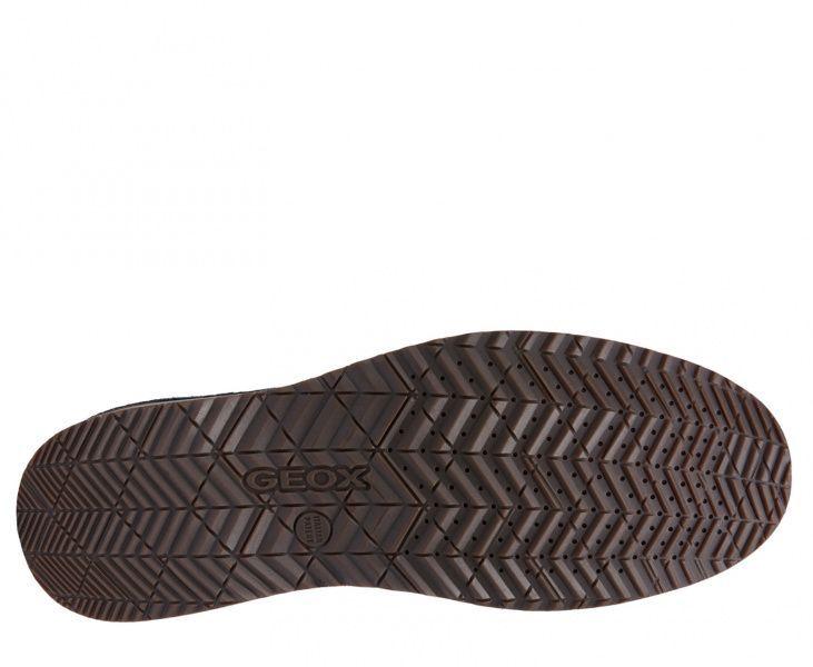 Ботинки мужские Geox ZAL XM1919 размерная сетка обуви, 2017