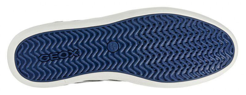 Полуботинки мужские Geox U HALVER XM1981 брендовая обувь, 2017