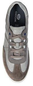 Полуботинки мужские Geox U HALVER XM1981 размеры обуви, 2017