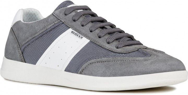 Полуботинки мужские Geox U KENNET XM1992 брендовая обувь, 2017