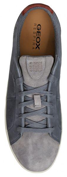 Полуботинки мужские Geox U WARLEY XM1995 размеры обуви, 2017