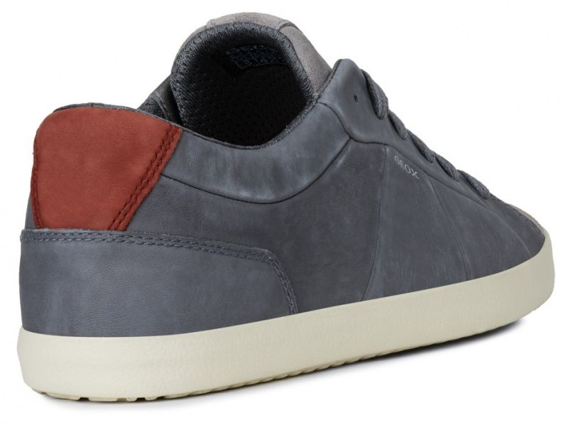 Полуботинки мужские Geox U WARLEY XM1995 купить обувь, 2017