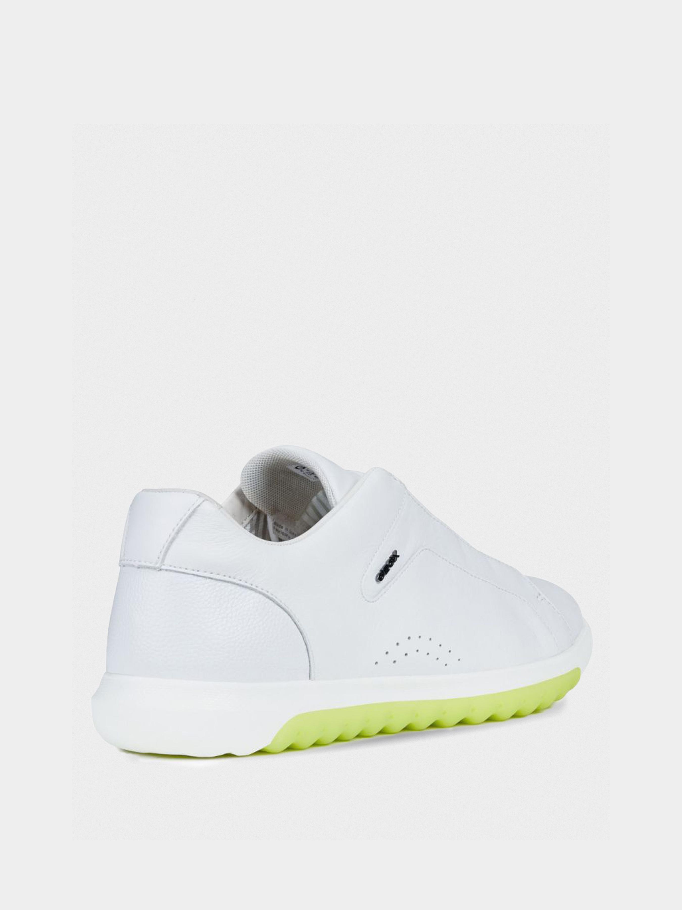 Полуботинки мужские Geox U NEXSIDE XM2020 купить обувь, 2017