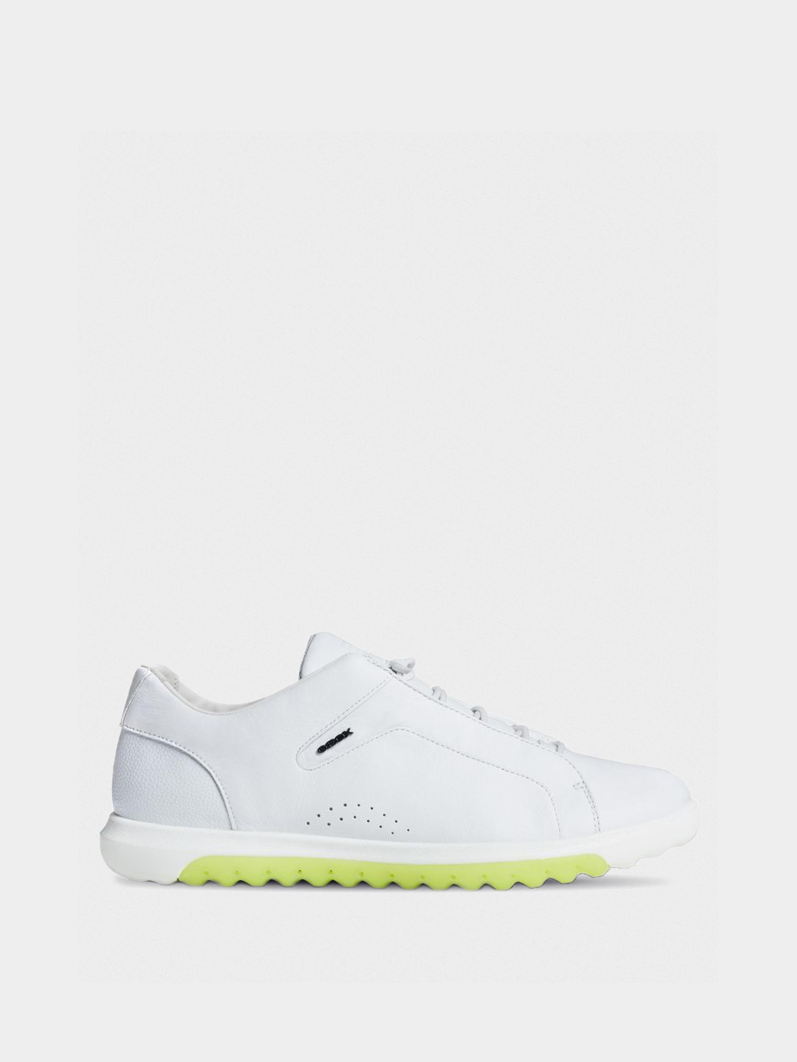 Полуботинки мужские Geox U NEXSIDE XM2020 брендовая обувь, 2017
