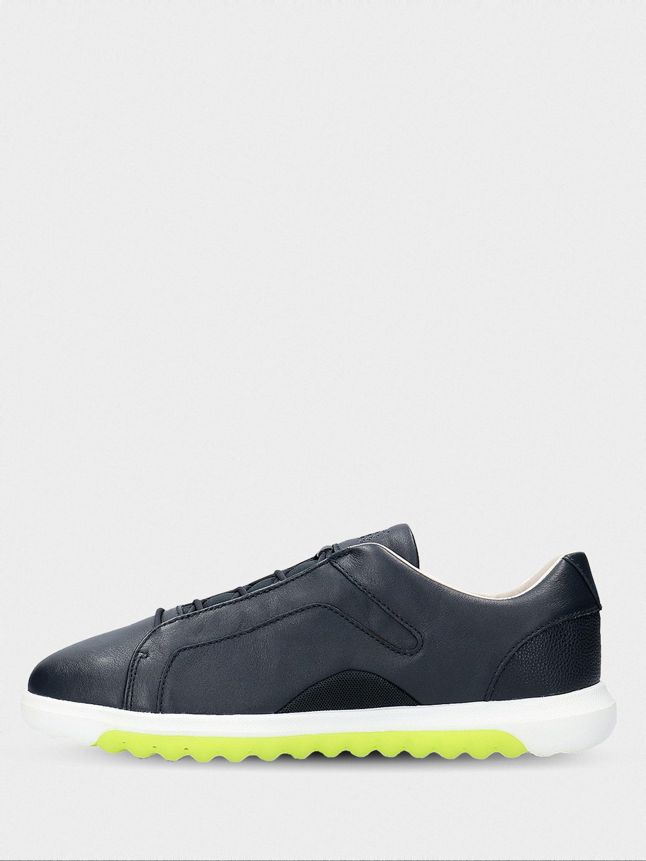 Полуботинки мужские Geox U NEXSIDE XM2021 размеры обуви, 2017