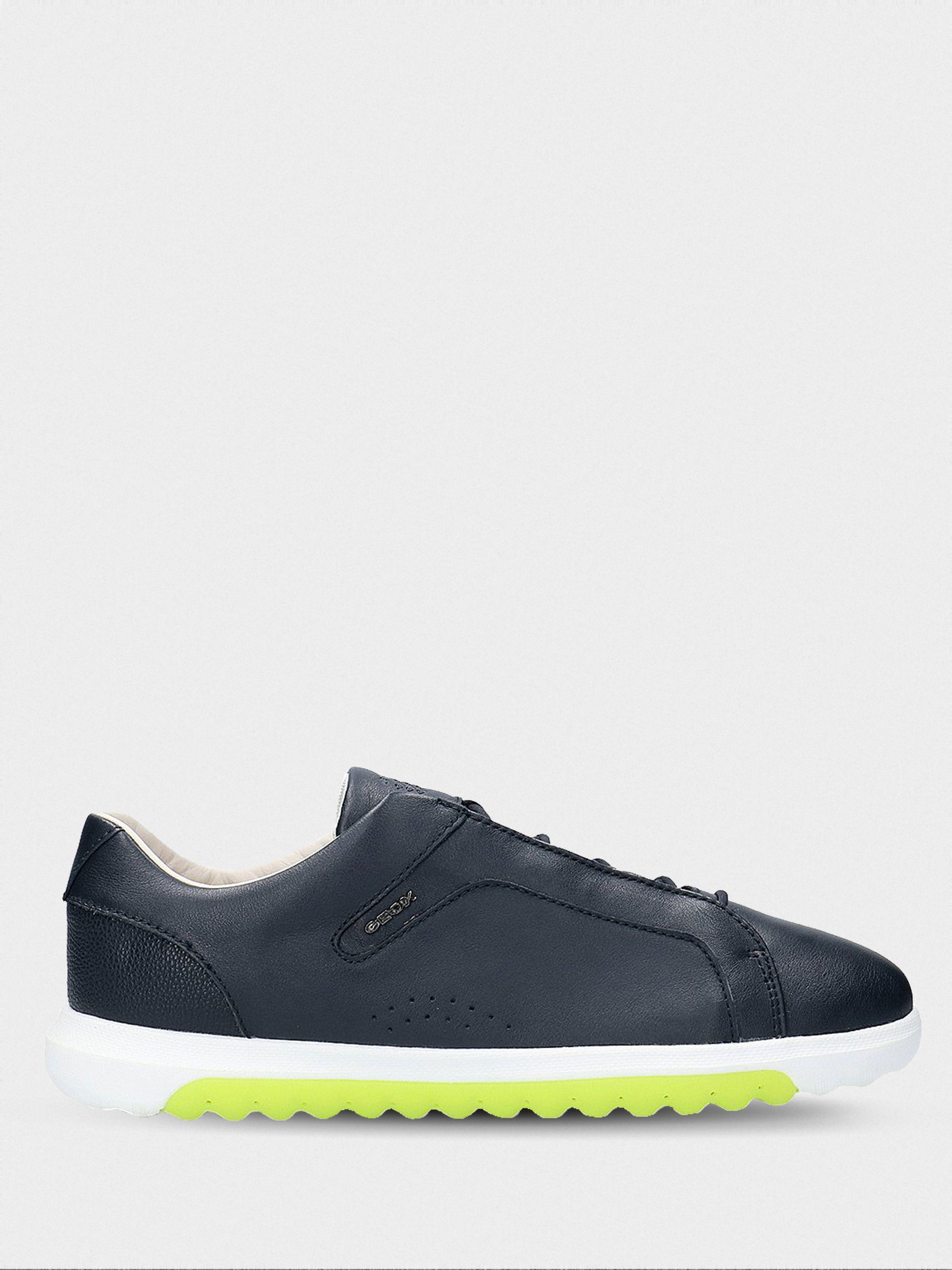Полуботинки мужские Geox U NEXSIDE XM2021 брендовая обувь, 2017