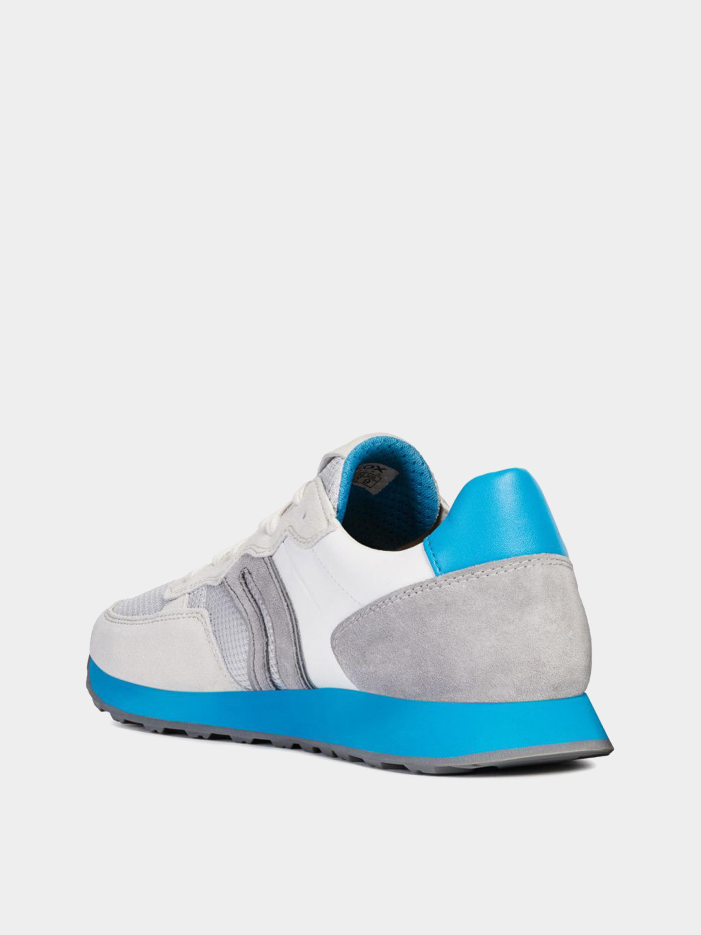 Кроссовки мужские Geox U VINCIT XM2027 размеры обуви, 2017
