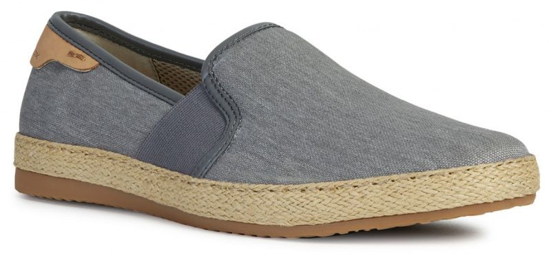 Cлипоны мужские Geox U COPACABANA XM2055 брендовая обувь, 2017