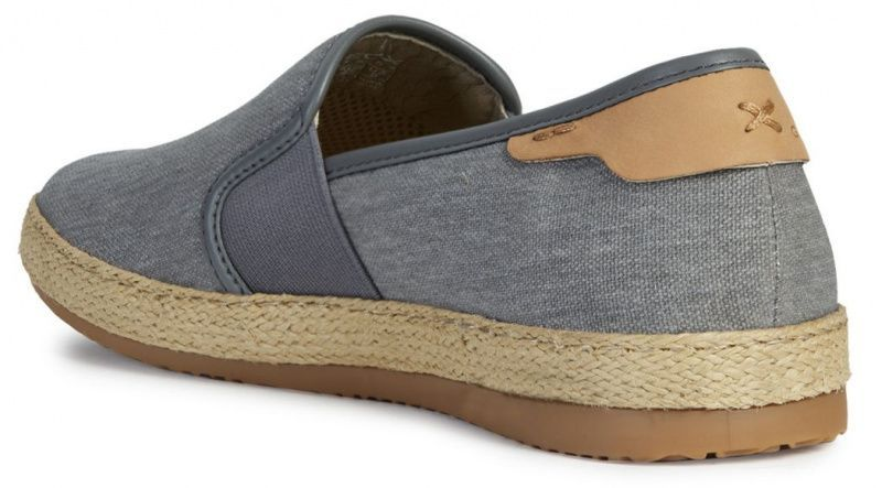 Cлипоны мужские Geox U COPACABANA XM2055 размеры обуви, 2017