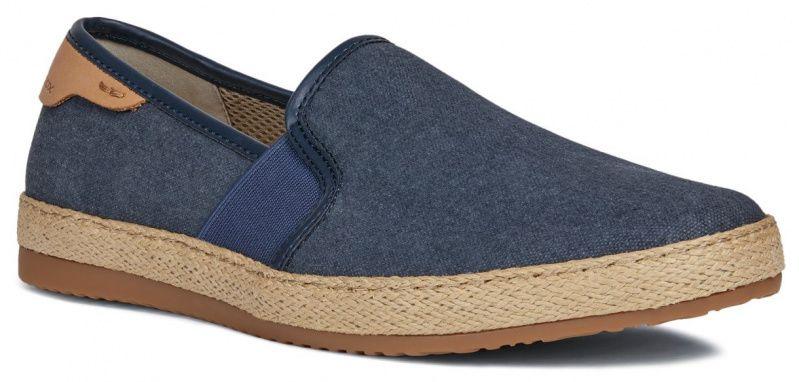Cлипоны мужские Geox U COPACABANA XM2056 брендовая обувь, 2017