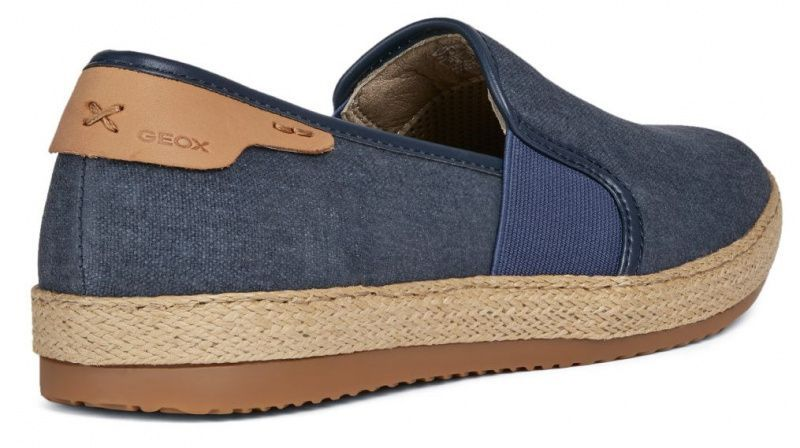 Cлипоны мужские Geox U COPACABANA XM2056 купить обувь, 2017