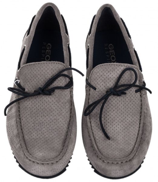 Мокасины для мужчин Geox U SHARK XM2062 размеры обуви, 2017
