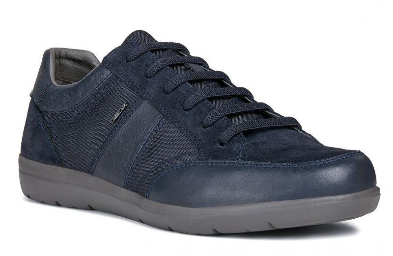 Полуботинки мужские Geox U LEITAN XM2065 брендовая обувь, 2017