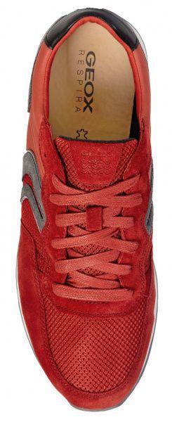 Кроссовки мужские Geox U VINCIT XM2067 размеры обуви, 2017