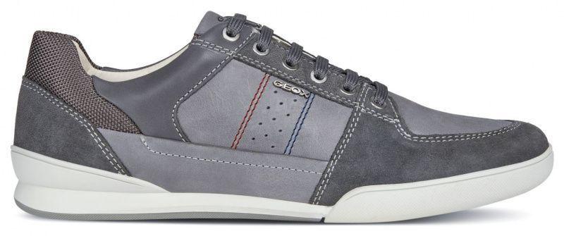 Полуботинки мужские Geox U KRISTOF XM2073 брендовая обувь, 2017