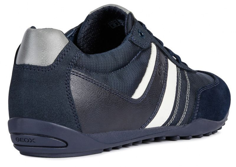 Кроссовки мужские Geox U GARLAN XM2094 брендовая обувь, 2017
