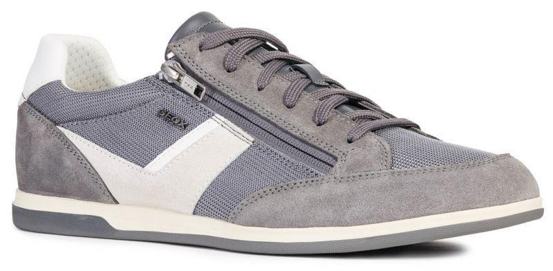 Кроссовки для мужчин Geox U RENAN XM2099 брендовая обувь, 2017