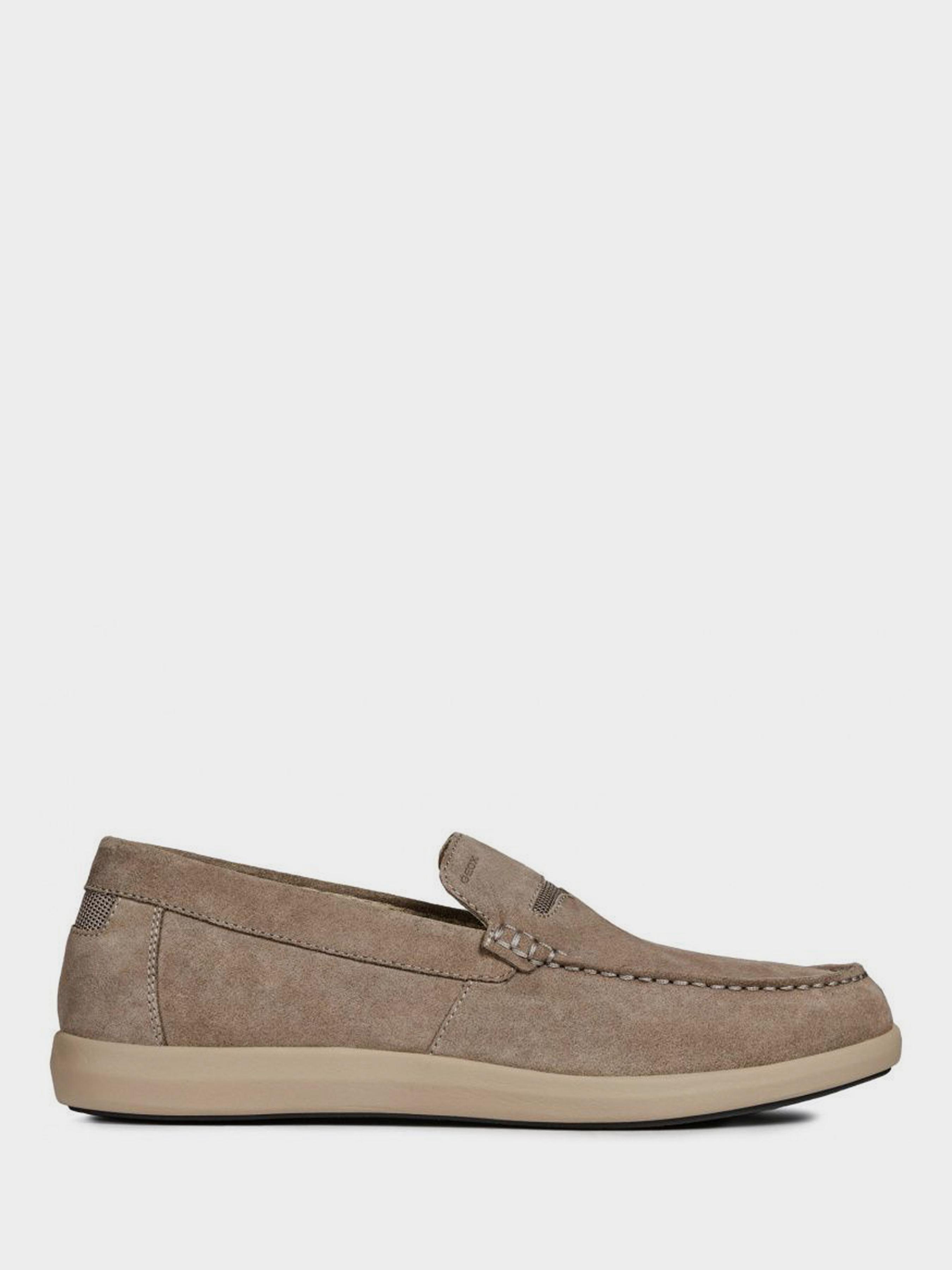 Мокасины мужские Geox U YOOKING XM2101 модная обувь, 2017