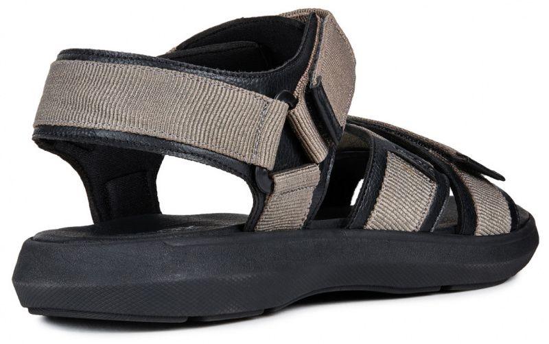 Сандалии мужские Geox U GOINWAY XM2115 брендовая обувь, 2017