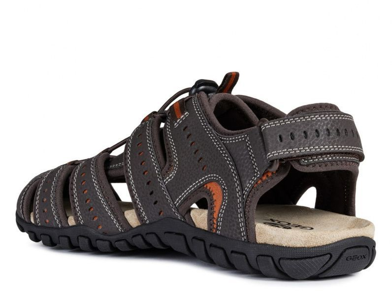 Сандалии мужские Geox U SAND.MITO XM2125 брендовая обувь, 2017