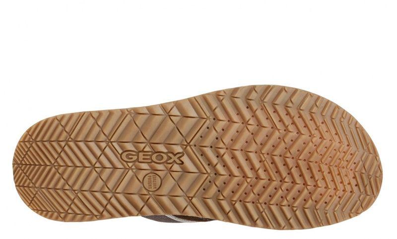 Шлёпанцы для мужчин Geox U ARTIE XM2129 брендовая обувь, 2017
