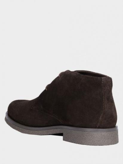 Ботинки мужские Geox UOMO CLAUDIO XM2172 брендовая обувь, 2017