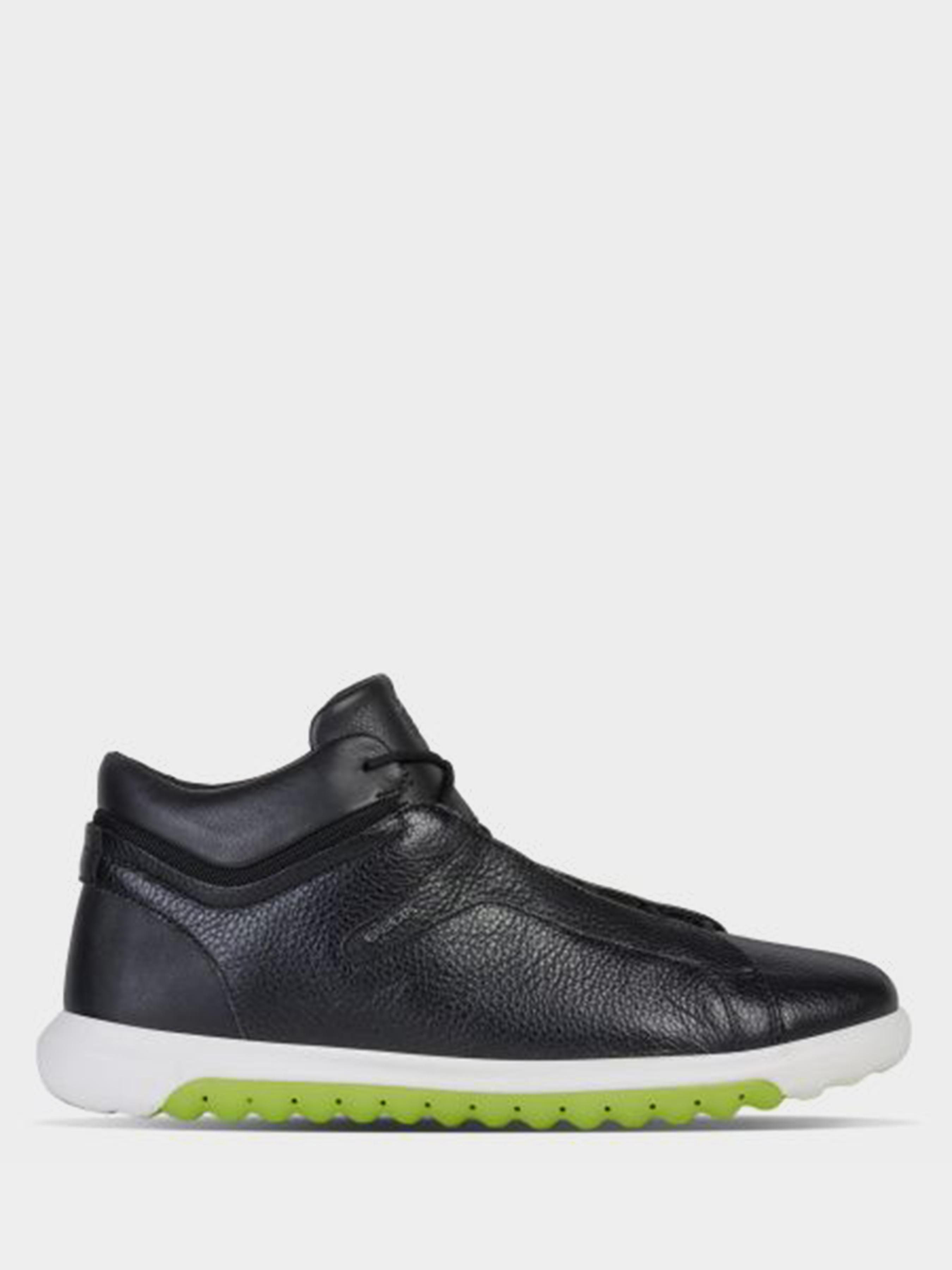 Купить Ботинки мужские Geox U NEXSIDE XM2187, Черный