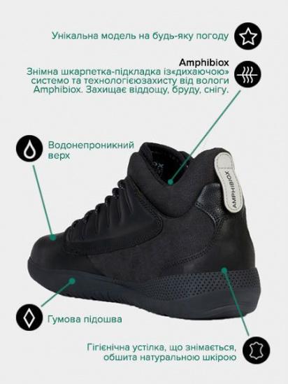 Ботинки для мужчин Geox U MODUAL B ABX XM2218 смотреть, 2017