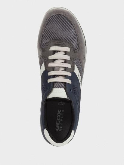 Кроссовки для мужчин Geox U WILMER U023XC-01422-C9AF4 фото, купить, 2017