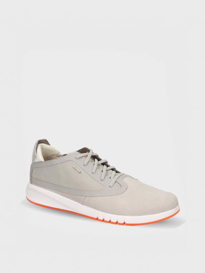 Кроссовки мужские Geox U AERANTIS U027FA-02211-C1010 брендовая обувь, 2017