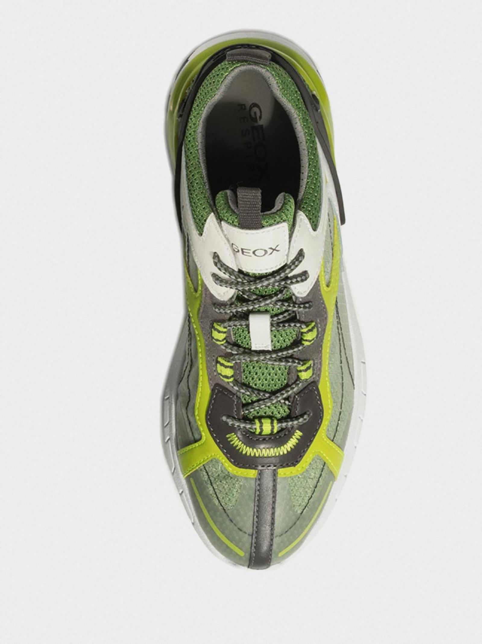 Кроссовки мужские Geox U GRECALE U028ZA-01422-C3U1F брендовая обувь, 2017