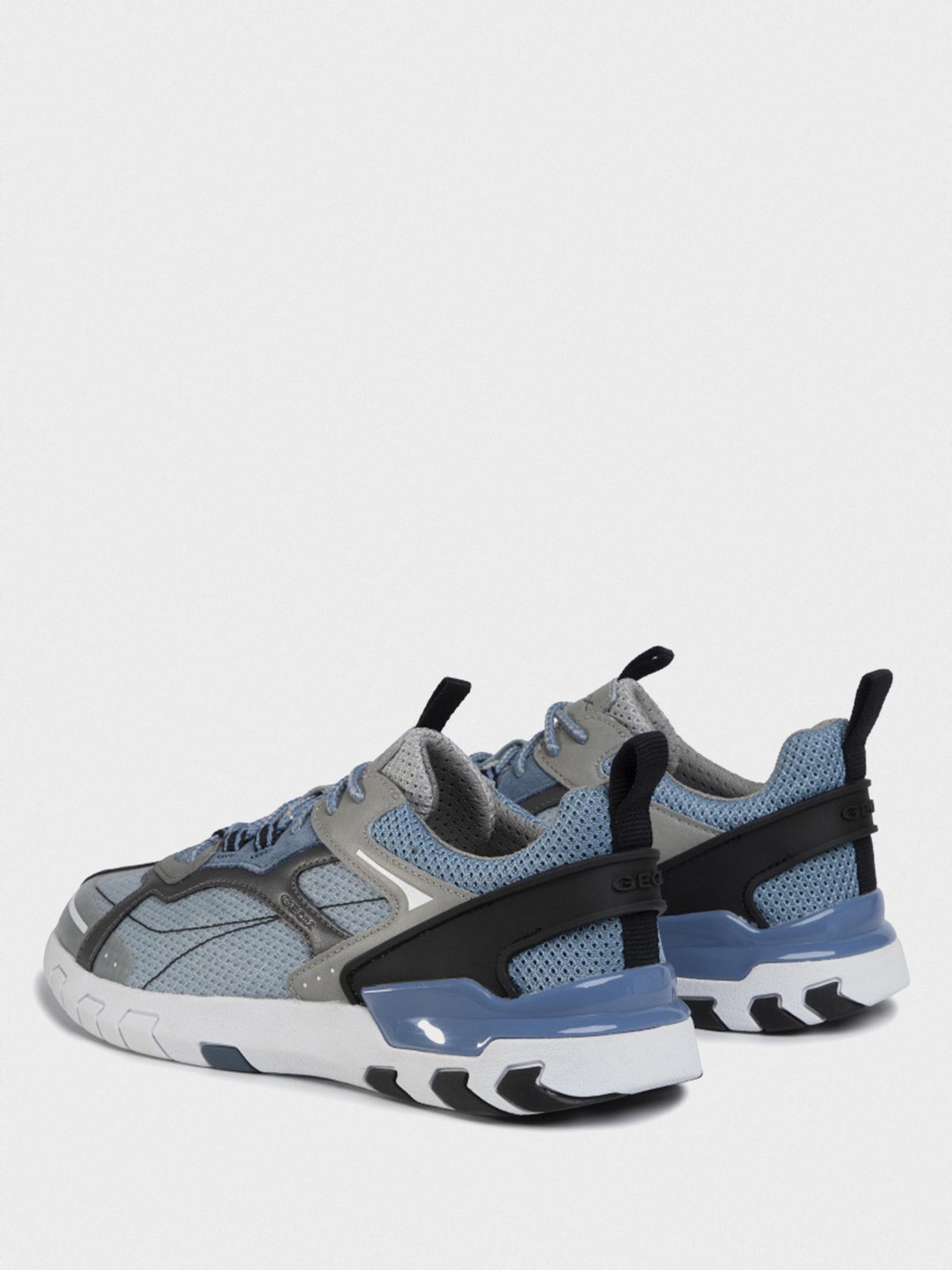 Кросівки  чоловічі Geox U028ZA-01422-C4S4B U028ZA-01422-C4S4B примірка, 2017