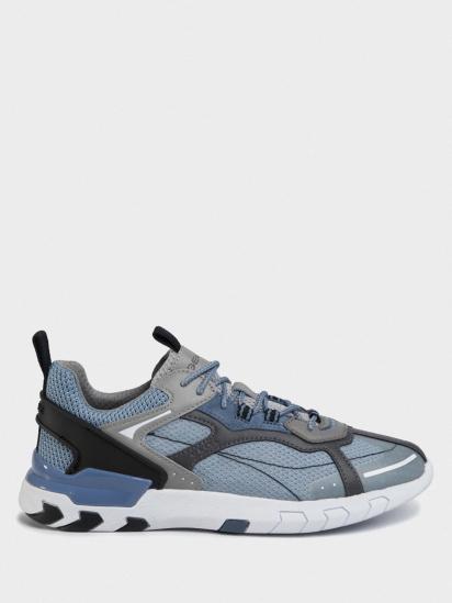 Кросівки  чоловічі Geox U028ZA-01422-C4S4B U028ZA-01422-C4S4B брендове взуття, 2017