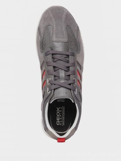Кросівки для міста Geox SNAKE 2 модель U048DB-022FU-C0051 — фото 4 - INTERTOP