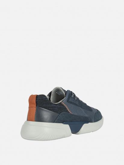 Кросівки для міста Geox Smoother модель U04AFA-08522-C4007 — фото 3 - INTERTOP