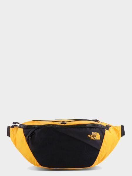 Купить Сумка на пояс модель XV89, The North Face, Желтый