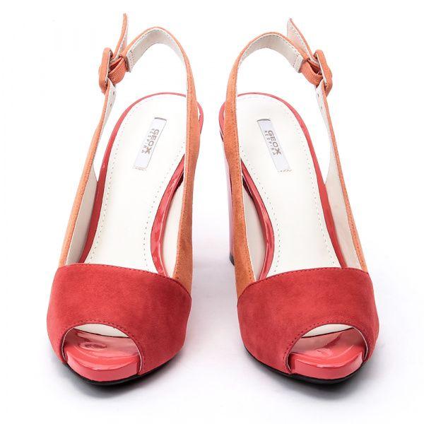 Босоножки женские Geox XW1982 размерная сетка обуви, 2017