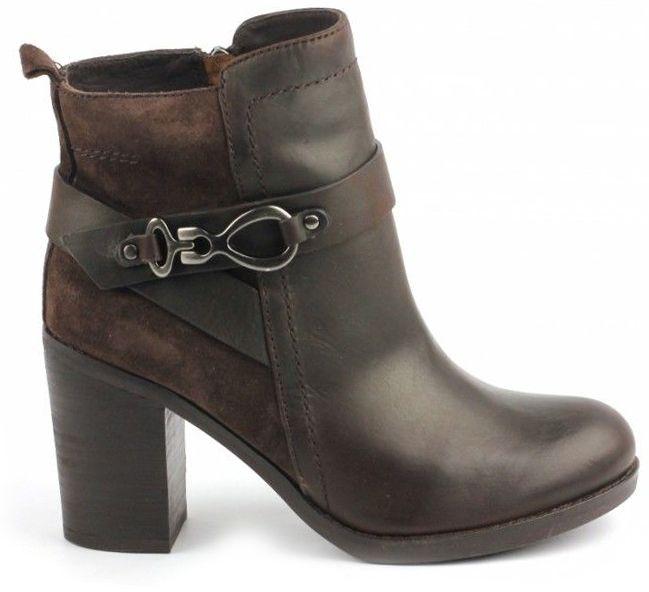 Ботинки женские Geox XW2122 цена обуви, 2017