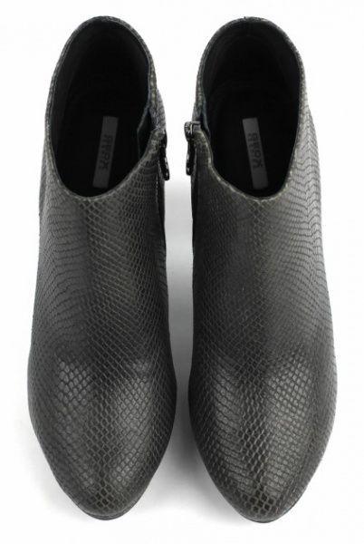 Ботинки женские Geox XW2127 примерка, 2017