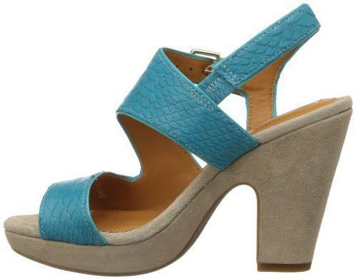 Босоножки для женщин Geox XW2204 размерная сетка обуви, 2017