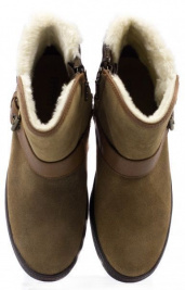 Ботинки для женщин Geox D44Z4A-02346-C6780 смотреть, 2017