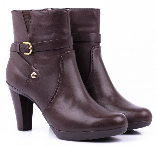 Ботинки для женщин Geox XW2428 примерка, 2017