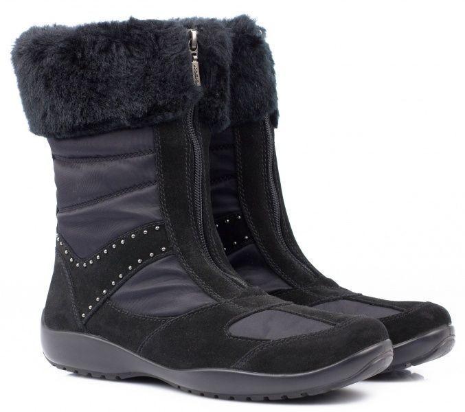 Ботинки для женщин Geox XW2438 примерка, 2017