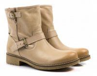 Женские ботинки бежевые цена, 2017