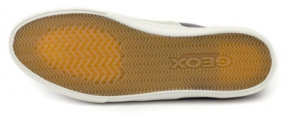 Напівчеревики зі шнуровкою Geox модель D5258A-000BU-C0832 — фото 4 - INTERTOP